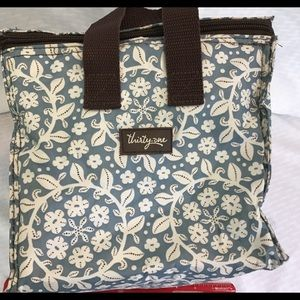 👜 Thirty-One 👜 Garden Bloom insulated tote